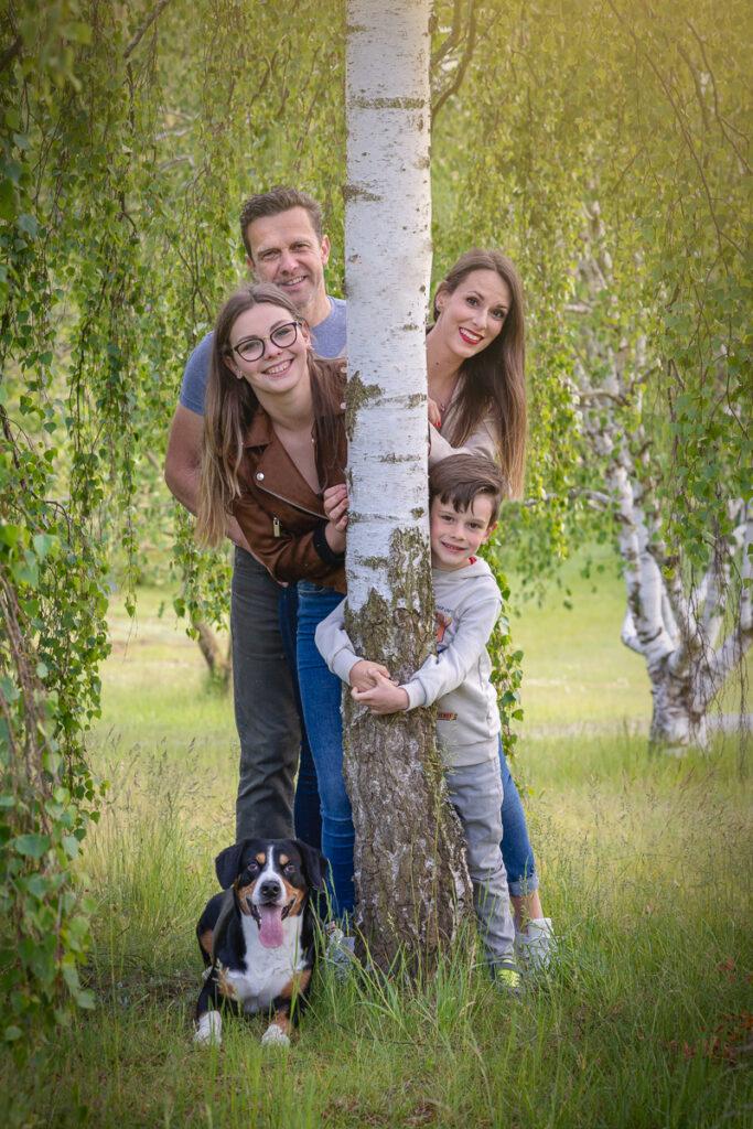Portrétní fotografování - Rodinné fotky - Fotograf Radek Vandra