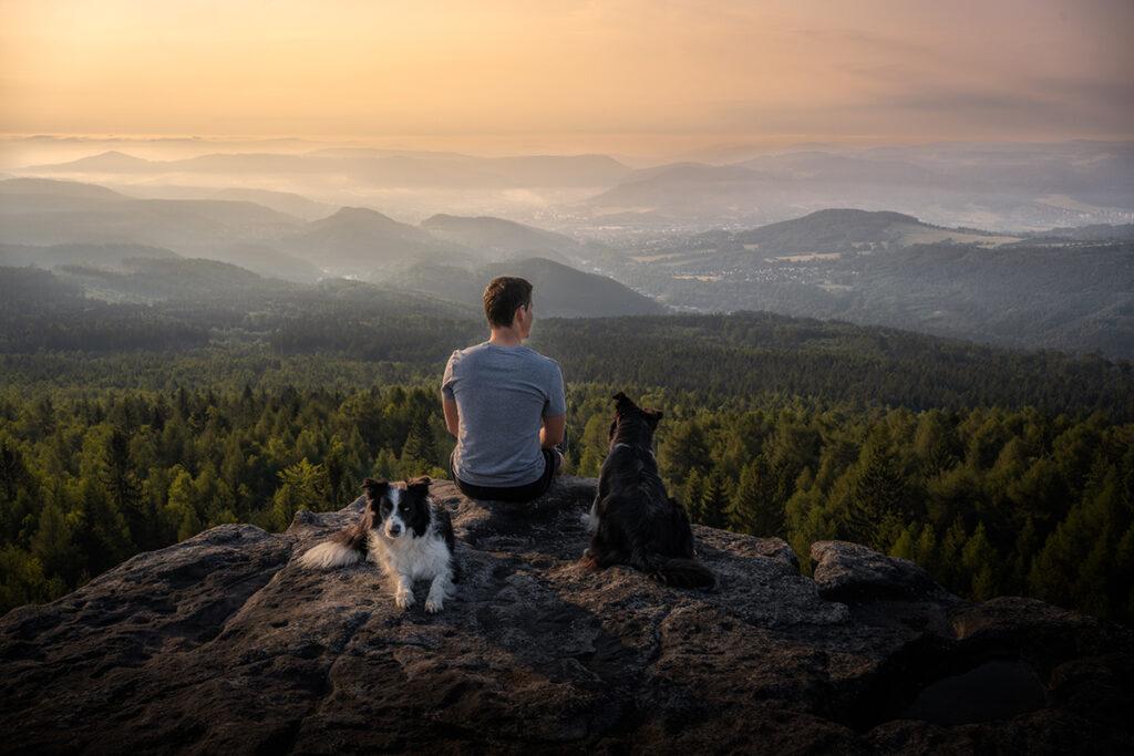 Fotograf Radek Vandra - Greenmind.cz - Cestování se psem